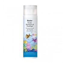 Basler šampūnas ir dušo gelis vaikams 200 ml
