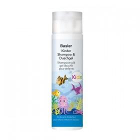 Basler šampūnas ir dušo gelis vaikams 250 ml