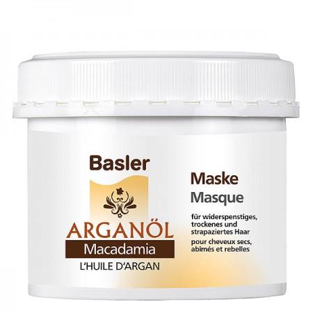 Basler Arganas-Makadamija atstatomoji kaukė 500 ml