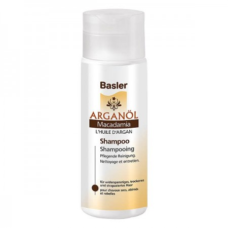 Basler Arganas - Makadamija šampūnas 200 ml