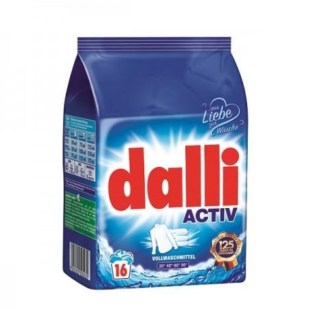 dalli Activ Plus universalūs skalbimo milteliai 1,120 kg