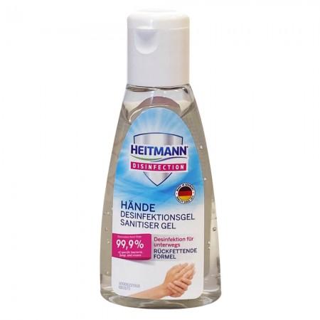 HEITMANN dezinfekcinis rankų gelis 55 ml