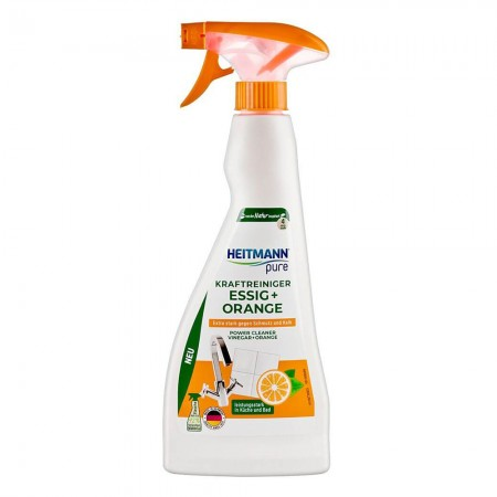 Heitmann Natur Pure acto valiklis + Orange (purkštukas) 500 ml
