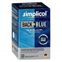 SIMPLICOL spalvos atnaujintojas mėlyna 400 g