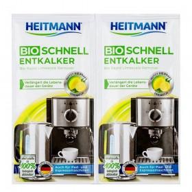 HEITMANN Bio greitasis nukalkintojas 2 x 25 g